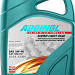 Addinol Super Light MV 0546 5W-40 4л