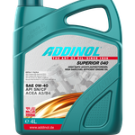 Addinol Ultra Light MV 046 0W-40 4л
