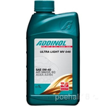 Addinol Ultra Light MV 046 0W-40 1л